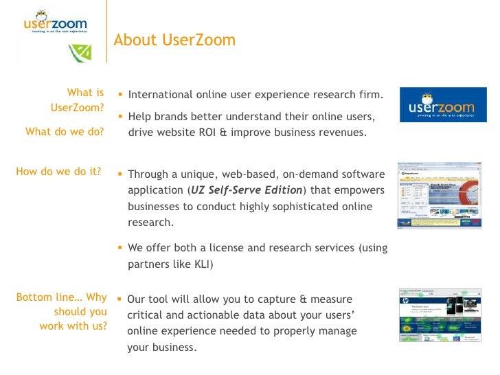 UserZoom & Key Lime Interactive Healthcare Webinar Slide 3
