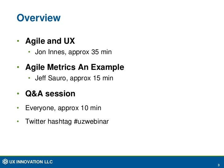 How to Master UX Testing in an Agile Design Process Slide 3