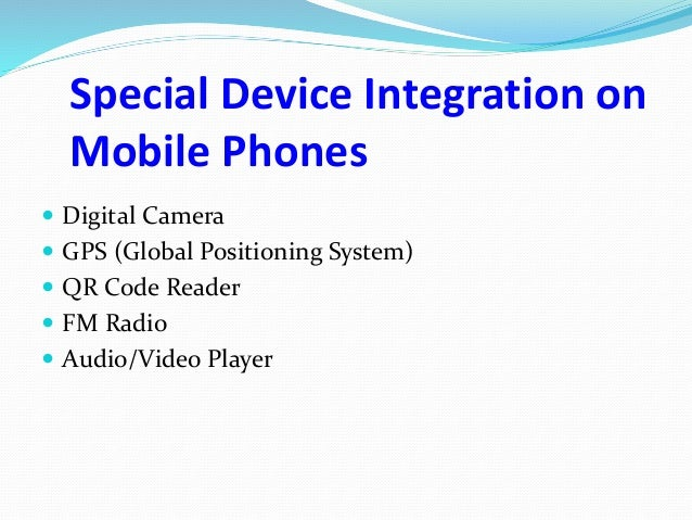 the uses and abuses of mobile Mobile phonethe most friendly technology in the  presentation on mobile phones  uses of mobile phonemobile phones have already startedfunctioning as more than.