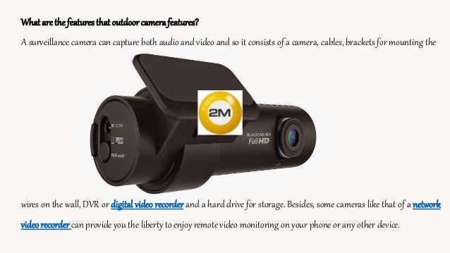 Use security surveillance cameras to protect what's important to you Slide 3