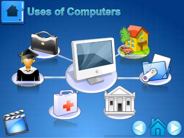 uses of computers Computer network - a computer network is an interconnection of various computers to share software, hardware, resources and data through a communication medium.