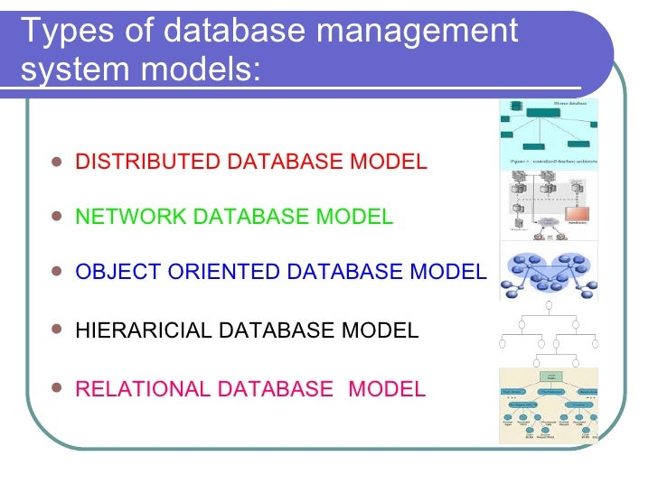 different types of dbms and dbms A database is an organized collection of data, stored and accessed electronicallydatabase designers typically organize the data to model aspects of reality in a way that supports processes requiring information, such as (for example) modeling the availability of rooms in hotels in a way that supports finding a hotel with vacancies the database management system (dbms) is the software that.