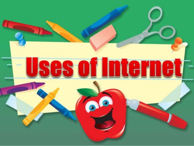 uses of internet Internet is a global network of inter-connected computers, where one computer can be connected to any other computer (or computerized device) in any portion of the world.