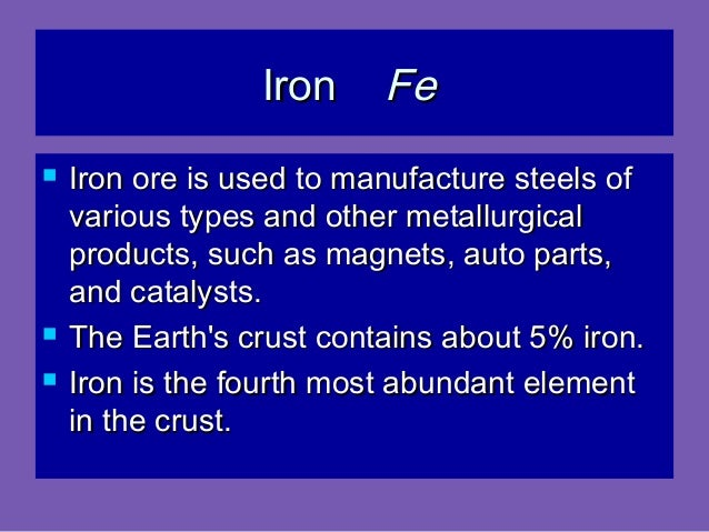 Uses Of Minerals Native Elements Part 1