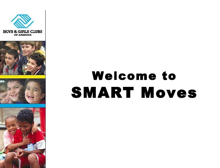 Welcome to SMART Moves