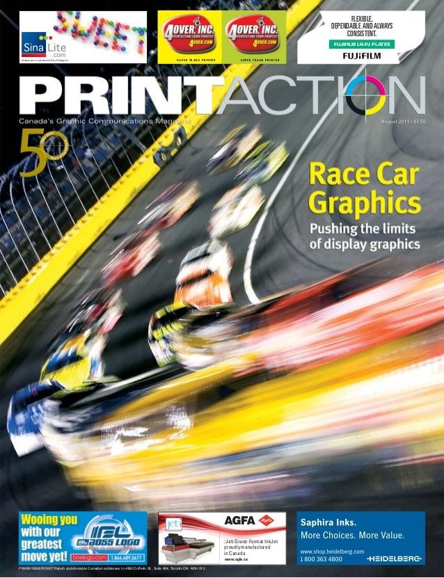 The New Mechanics of Race Car Graphics (Aug 2011)