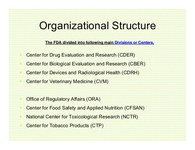 Federal Register :: Center for Devices and Radiological ...