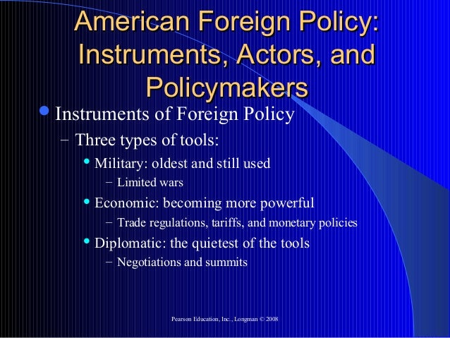 how americas foreign policy shaped The history of american foreign policy the military-industrial complexes have great impact on their countries and help shape their society, policy and foreign.