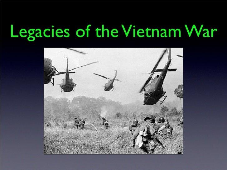 Legacies of the Vietnam War