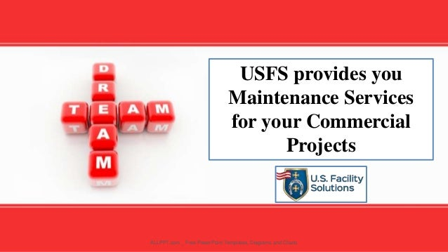 USFS provides you Maintenance Services for your
