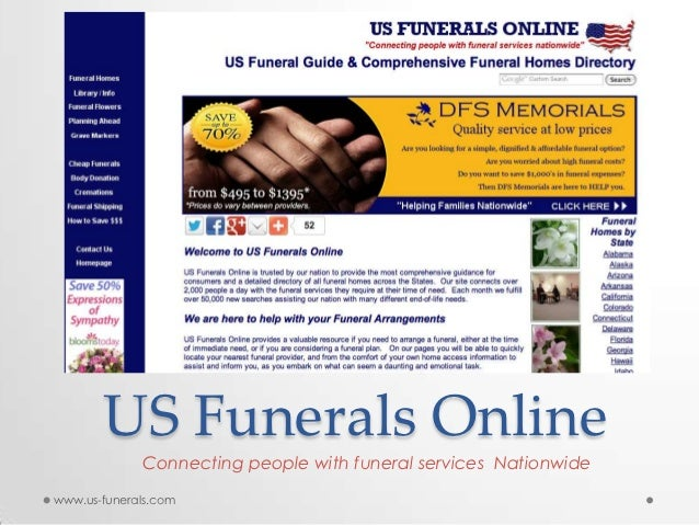 us funerals online consumer guide funeral home directory rh slideshare net consumer guide professional engineer consumer guides prius 2004-09