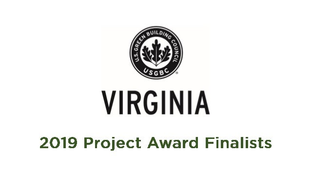 USGBC Virginia Announces the Finalists for the 2019 Virginia Leadership Awards