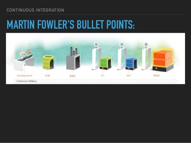 martin fowler continuous integration book