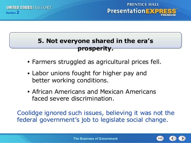 United states history ii section 011