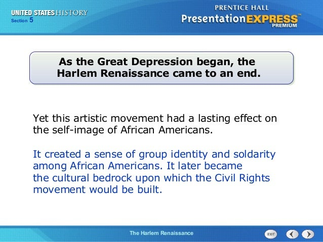 "an analysis of the harlem renaissance in the united states of america Keywords: harlem renaissance, civil rights, african-american, identity, art,  united  in 1900, the population of the united states was 76,094,000, of  from  greek word ""kuklos,"" meaning circle23 as mentioned earlier, the initial aim of the."