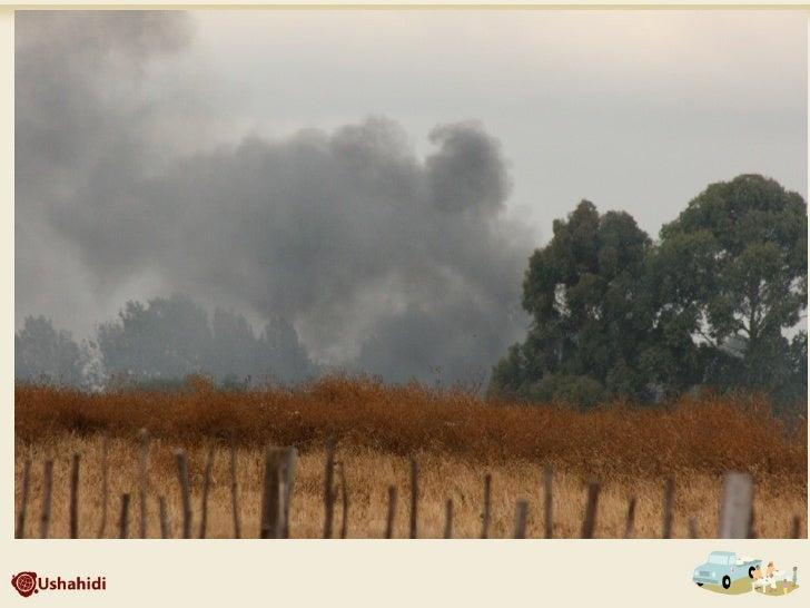 Ushahidi esri juliana Slide 2