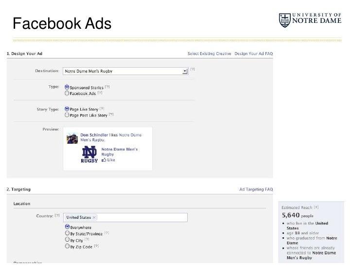 Facebook Ads<br />