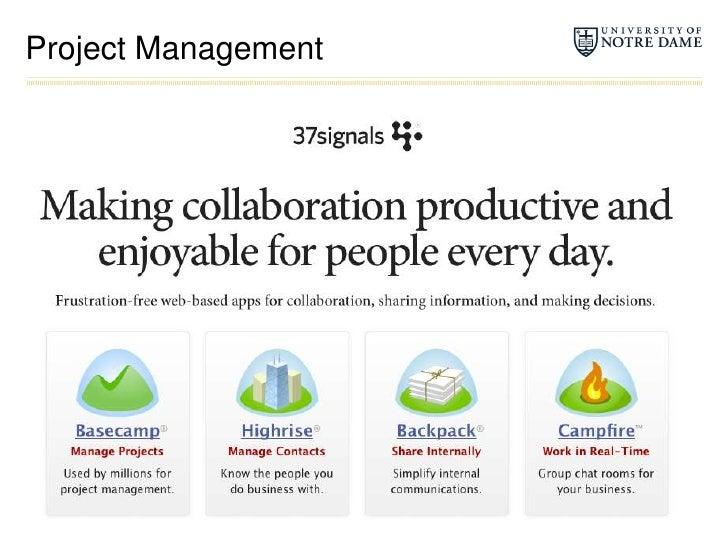 Project Management<br />
