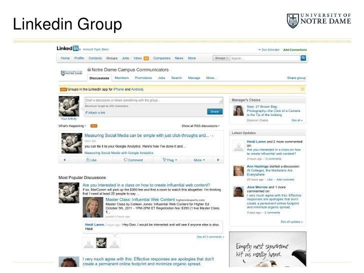 Linkedin Group<br />