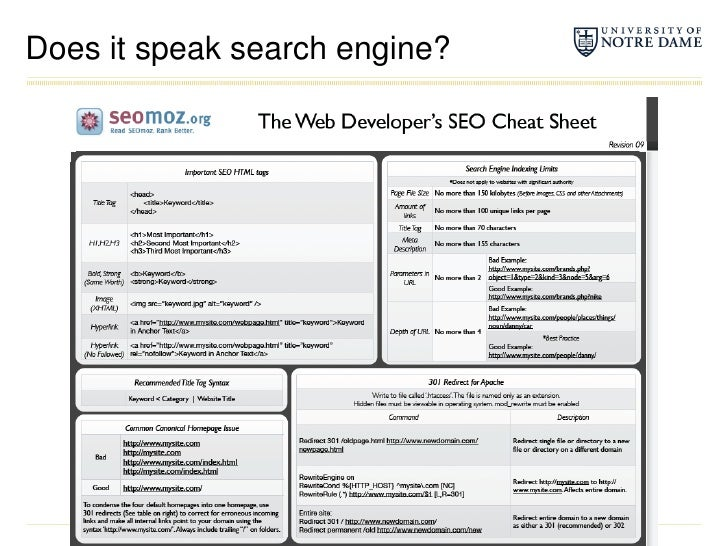 Does it speak search engine?<br />