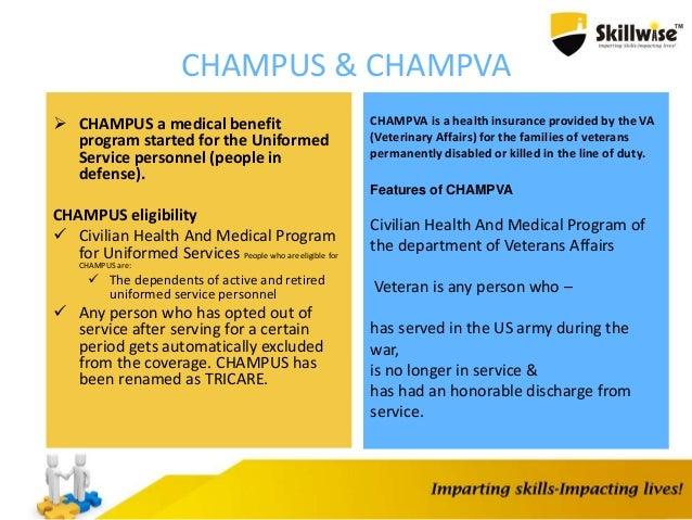 Champ Va Insurance
