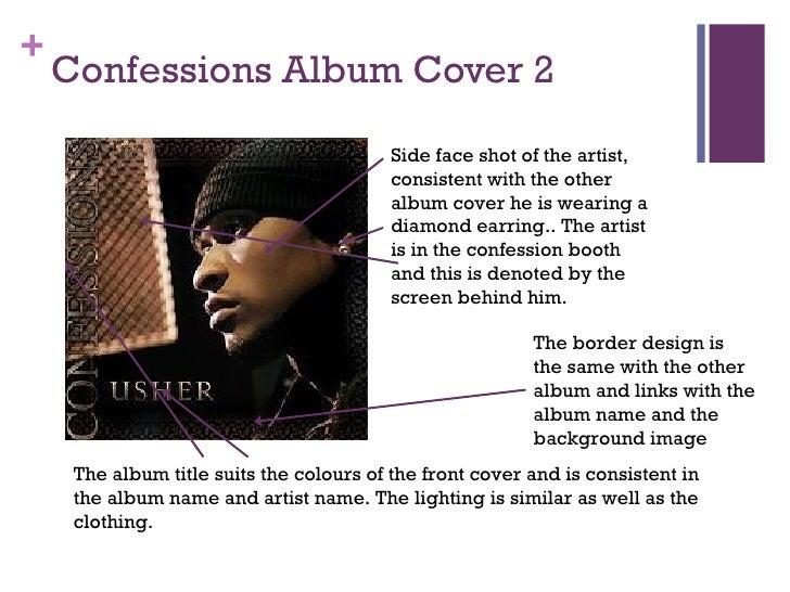 Usher Album Cover Usher
