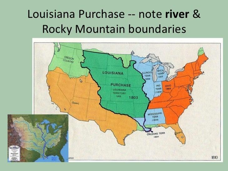 Us History Th Feb - 1804 us map