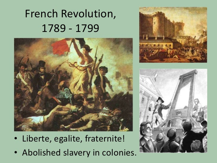 the fashion revolution of 1789 1799 essay Free essay: between 1789 and 1799 france was going through great turmoil immense political and social upheavals were commonplace in the changing nation new.