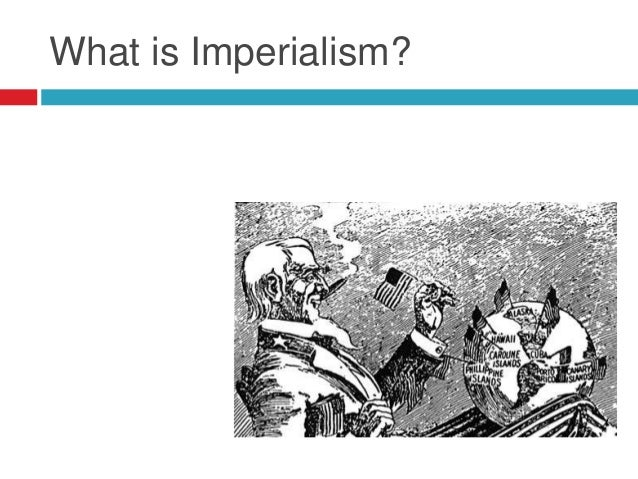spanish american war imperialism