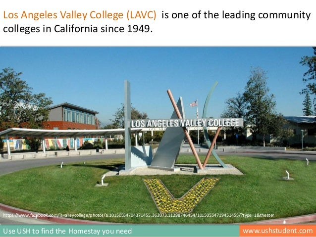 Homestay services for los angeles valley college students for Short term stay los angeles