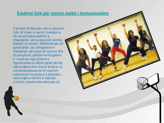 Ushtrimet fizike mbi shendetin Slide 2
