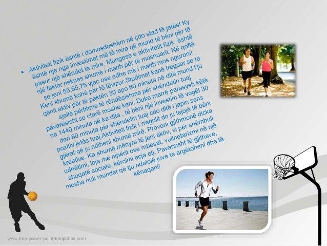 Më shumë sport në shkolla për një edukim të shëndetshëm Çdo sport ka karakteristika të veçanta që duhen marrë në konsidera...