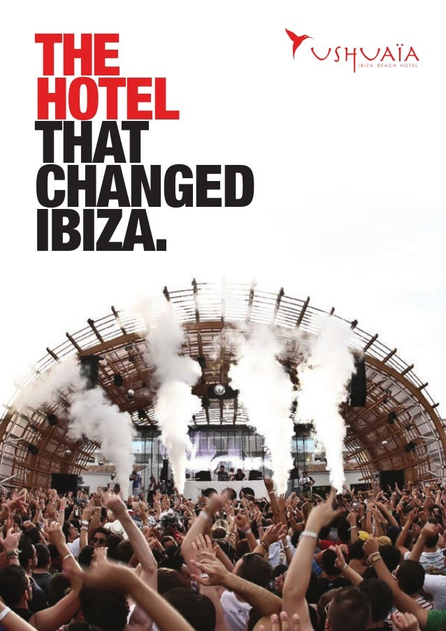 THE HOTEL THAT CHANGED IBIZA.