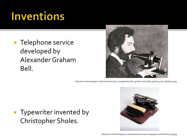 Essential Knowledge<br />Inventions had both positive and negative effects on society.<br />Inventions contributed to grea...