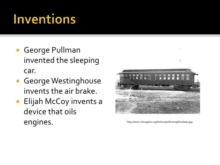 Inventions<br />Atlantic cable developed by Cyrus Field.<br />George Eastman creates an affordable camera (Kodak).<br />ht...
