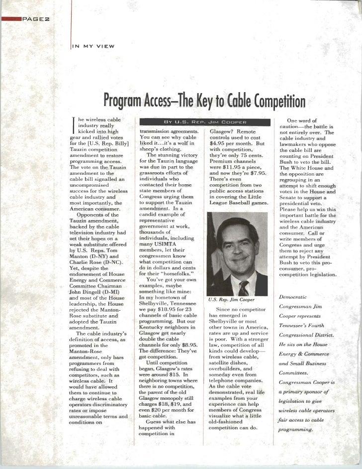 USIMTA NEWSLETTER SUMMER 1992 Slide 2