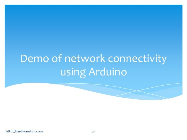 Using arduino and raspberry pi for internet of things