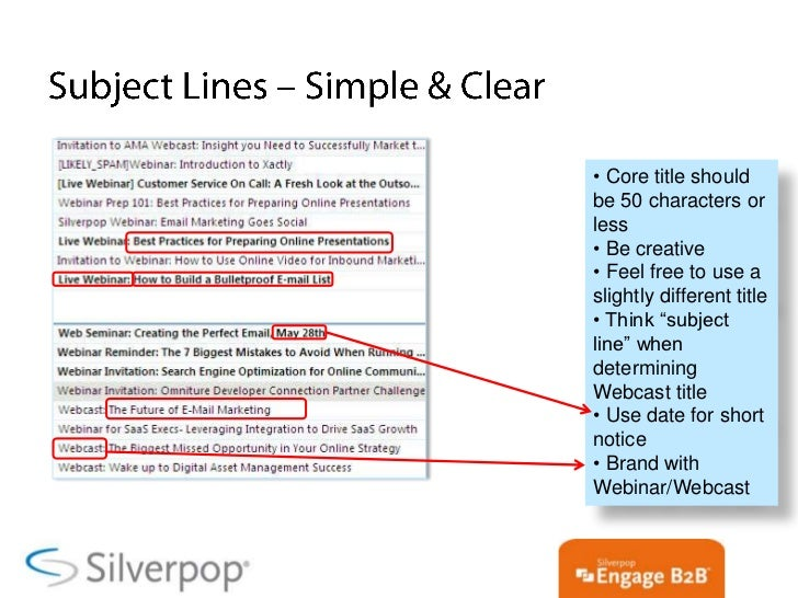 Using email to promote webinars design contentbr stopboris Gallery