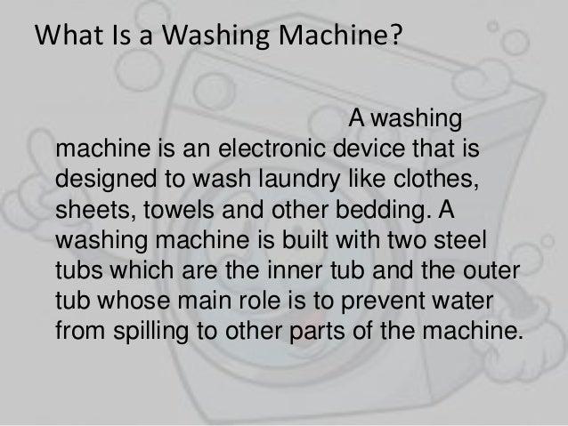 Using 8051 Microcontroller Based Washing Machine Control Ppt