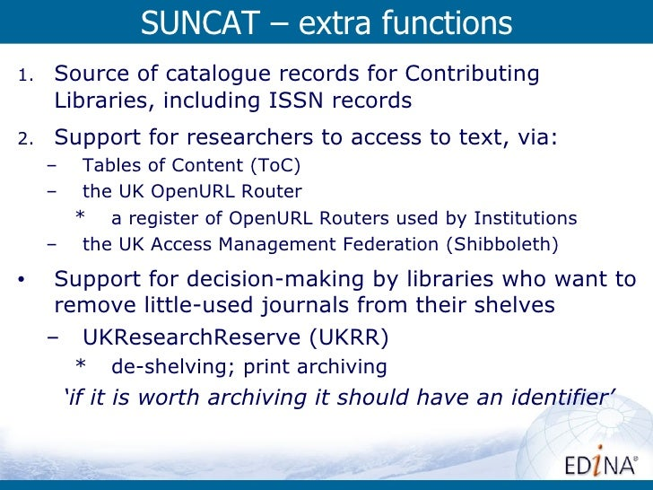3. E-journal Preservation: Who looks after what?  •   Switch of focus:      –Digital/online/electronic only      –Digital ...