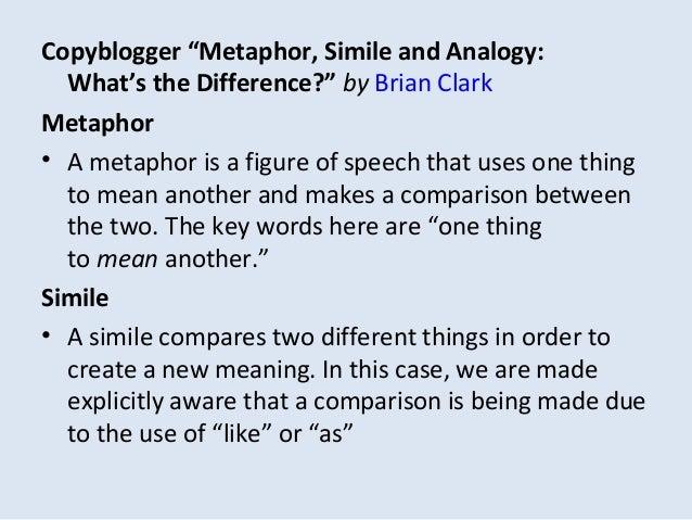 Using analogies to teach english language learners Slide 3