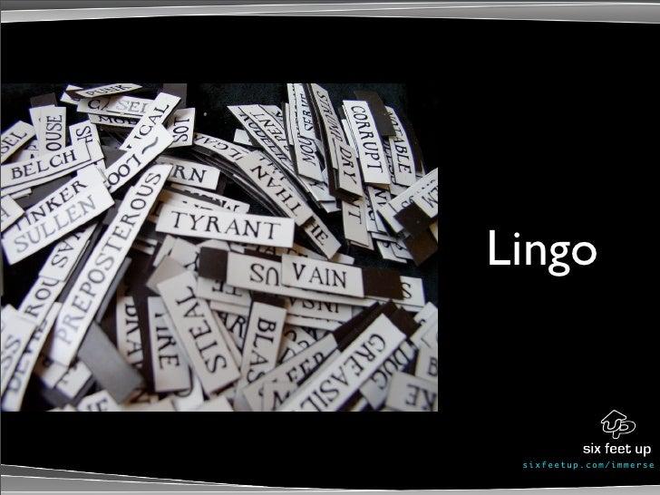 Lingo    s ixf eet up. c om/ i mme r se