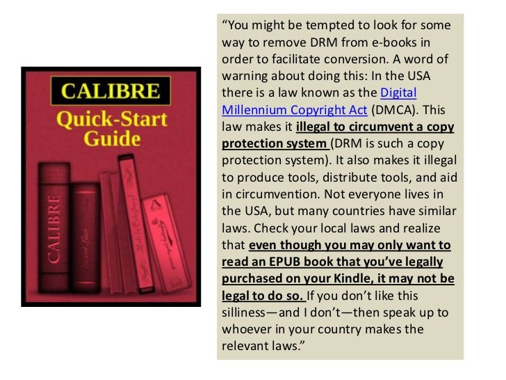 Using Calibre For E-book Management