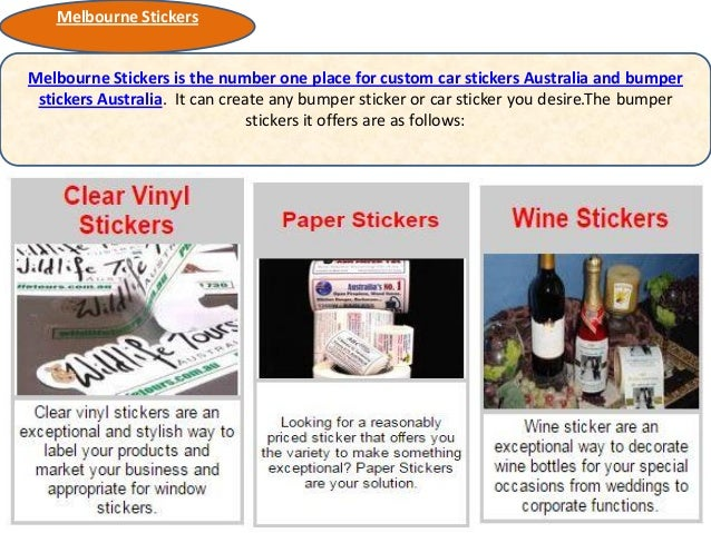 Using Car Stickers For Advertising - Custom car business stickers