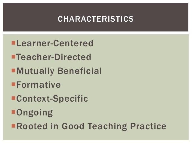 Innovative Classroom Assessment Techniques ~ Using classroom assessment techniques