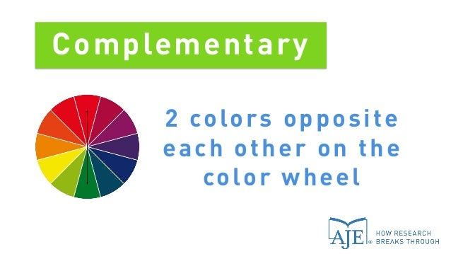 Complementary 2 Colors Opposite