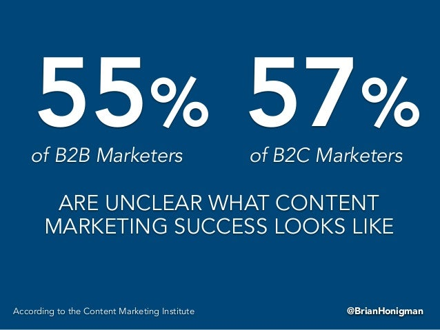 Using content marketing to build a brand with purpose for Marketing to builders