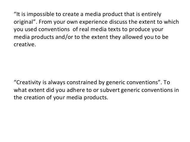 To what extent do the conventions