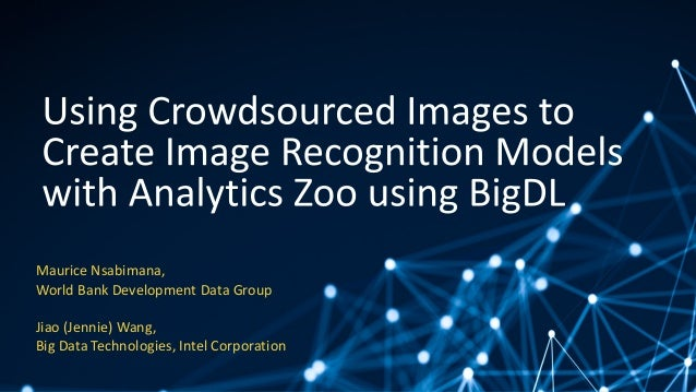 Using Crowdsourced Images to Create Image Recognition Models