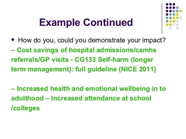uk guideline camhs school refusal